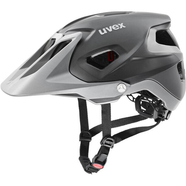 UVEX Quatro Integrale Cykelhjelm, grey mat