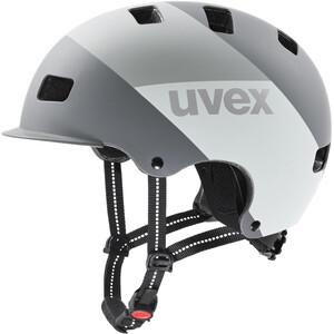 UVEX hlmt 5 Bike Pro Helm grey mat grey mat