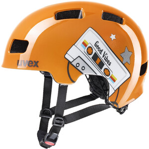 UVEX hlmt 4 Helmet Kids orange orange