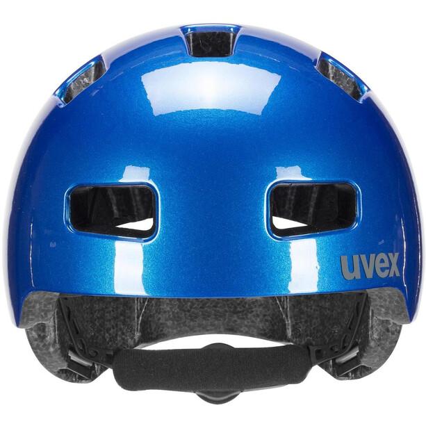 UVEX hlmt 4 Helm Kinder blue