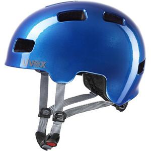UVEX hlmt 4 Helm Kinder blue blue