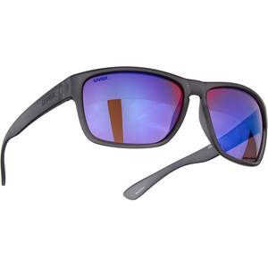 UVEX LGL 36 Colorivision Bril, grijs/blauw grijs/blauw