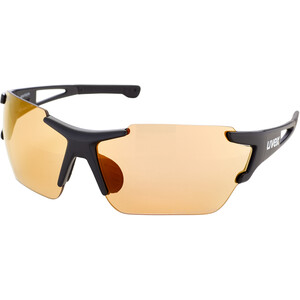 UVEX Sportstyle 803 Race Colorvision Variomatic Brille black mat/litemirror red black mat/litemirror red