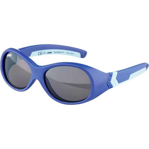 UVEX Sportstyle 510 Brille Kinder blau