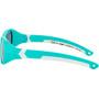 UVEX Sportstyle 510 Glasses Kids, turquoise white/smoke