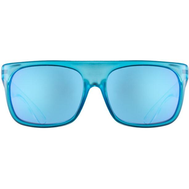 UVEX Sportstyle 511 Brille Kinder blue transparent/blue