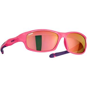 UVEX Sportstyle 507 Brille Kinder pink/lila pink/lila