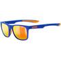 UVEX LGL 42 Lunettes, bleu/orange