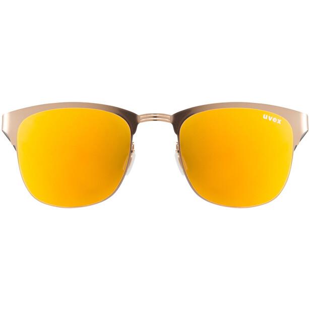 UVEX LGL 32 Brille gold/gold