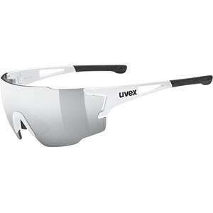 UVEX Sportstyle 804 Glasses, white/ltm. silver white/ltm. silver