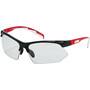 UVEX Sportstyle 802 V Brille schwarz/rot