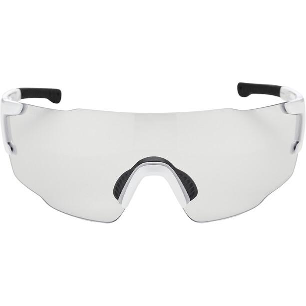 UVEX sportstyle 804 V Glasses, white/vario silver mirror