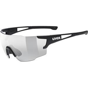UVEX sportstyle 804 V Glasses, black mat/variomatic black mat/variomatic