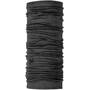 Buff Lightweight Merino Wool Combo Neckwarmer+Beanie grey