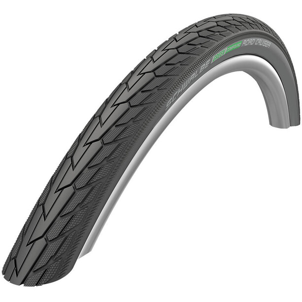 "SCHWALBE Road Cruiser Active Drahtreifen 12x2.00"" TwinSkin K-Guard Green"