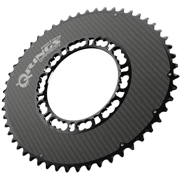 Rotor Q-Ring Kettenblatt Aero black