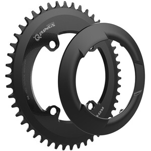 Q-Ring Chainring for ALDHU Spider/INSpider/Shimano
