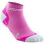 cep Ultralight Low Cut Socken Damen electric pink/light grey