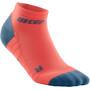 cep 3.0 Low Cut Socks Men, orange/gris