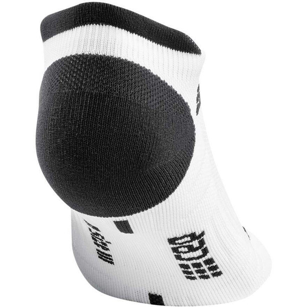 cep No Show Socks 3.0 Homme, blanc/noir