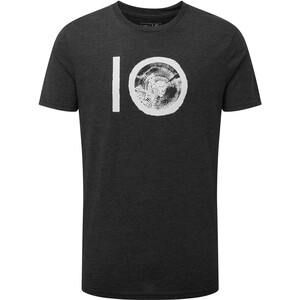 tentree Ten Classic T-Shirt Herren meteorite black heather meteorite black heather