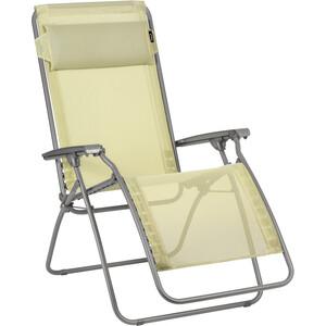 Lafuma Mobilier R Clip Relax Stoel Batyline, geel/grijs geel/grijs