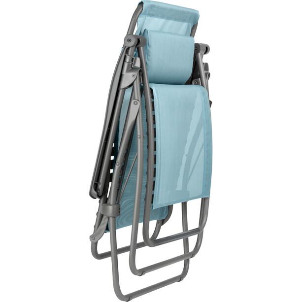 Lafuma Mobilier RSXA Clip Relaxsessel Batyline titane/lac