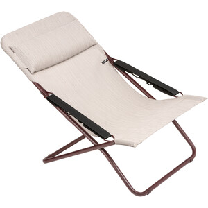 Lafuma Mobilier Transabed Sunlounger Batyline Duo, pink/sirocco pink/sirocco