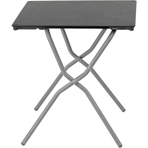 Lafuma Mobilier Anytime Table 68x64cm, gris gris