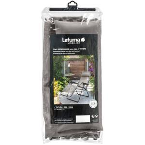 Lafuma Mobilier Set Ersatzbezug für Futura Batyline grau grau