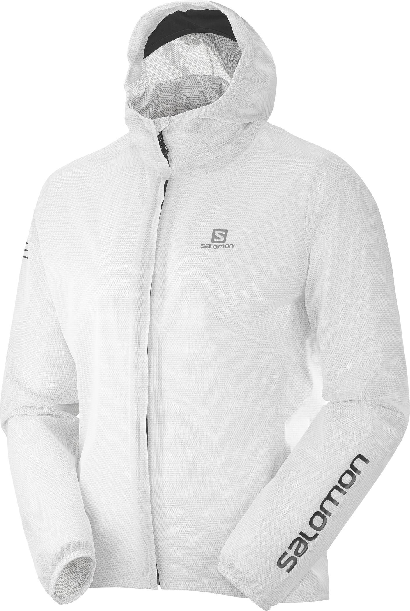 Salomon Bonatti Race WP Jacket Herr white
