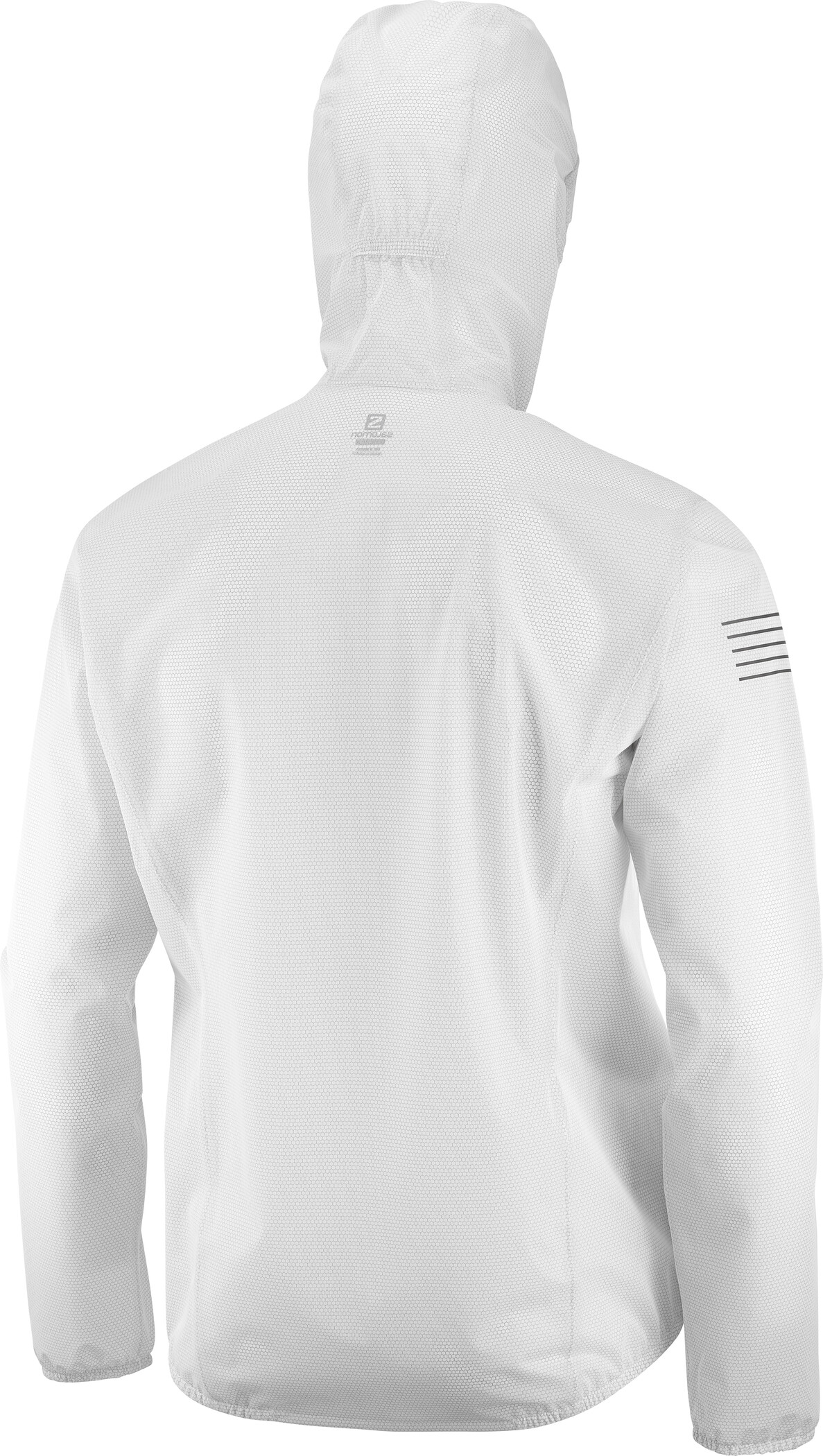 Salomon Bonatti Race WP Jacket Herr white