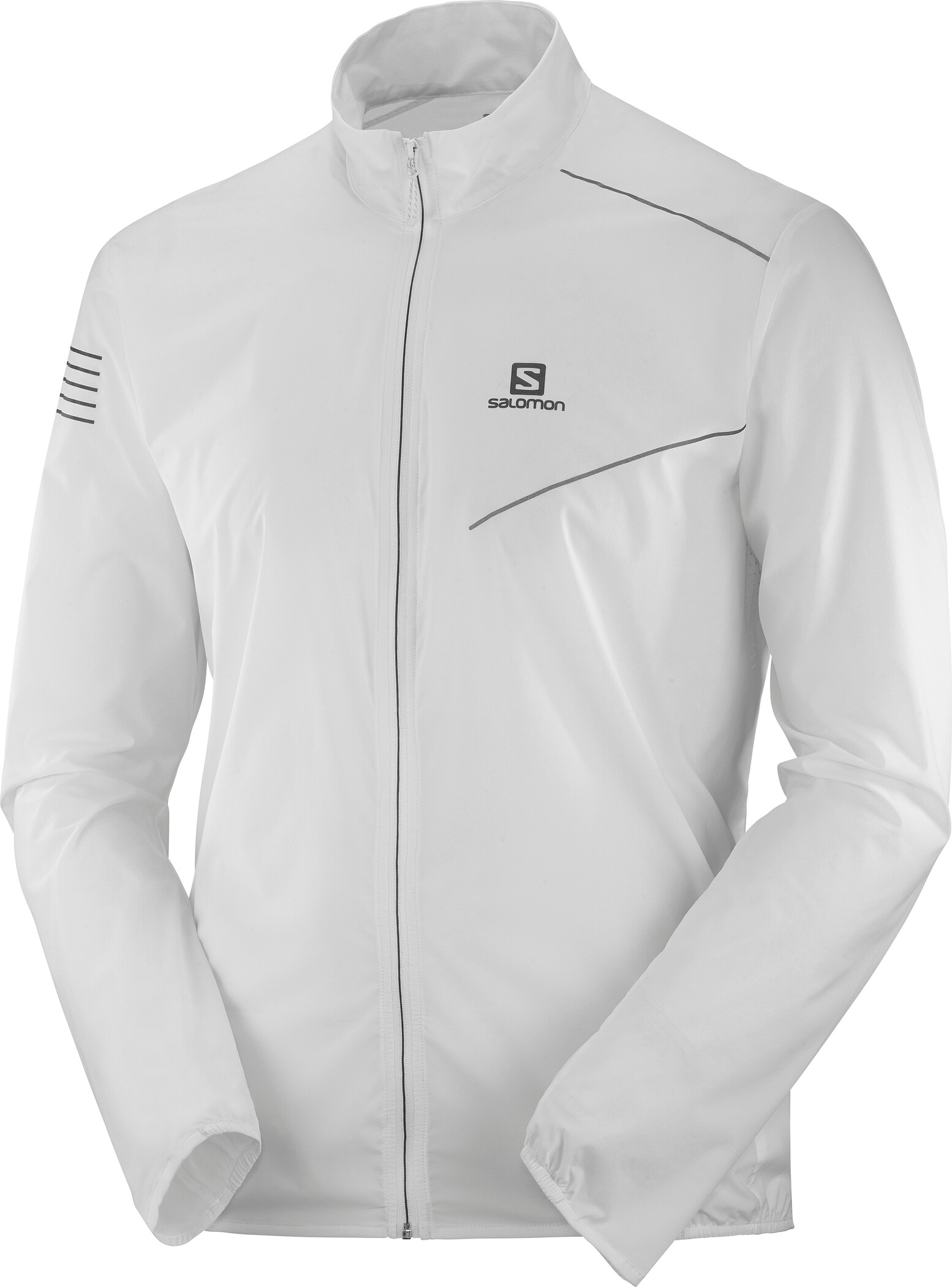 Salomon Sense Jacket Herr white