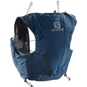 Salomon Adv Skin 8 Backpack Set Dam poseidon/night sky poseidon/night sky