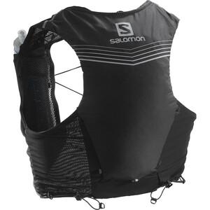 Salomon Adv Skin 5 Backpack Set black black