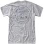 Hippy Tree Bearcam T-Shirt Herren heather grey