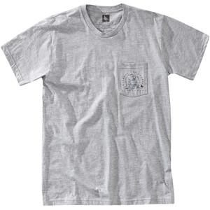 Hippy Tree Bearcam T-Shirt Herren heather grey heather grey