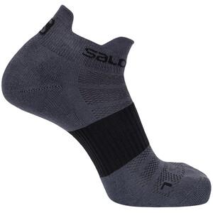 Salomon Sense Calcetines 2 pack, gris/azul gris/azul