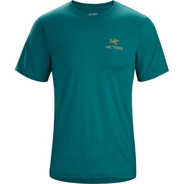 Arc'teryx Emblem Kurzarm T-Shirt Herren paradigm