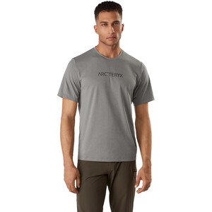 Arc'teryx Remige Word Kurzarm T-Shirt Herren cryptochrome cryptochrome