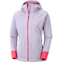 Columbia Steel Cliff Softshell Kapuzenjacke Damen astral heather