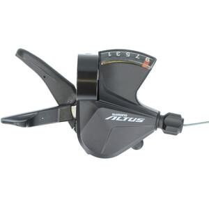 Shimano Altus SL-M2010 Shift Lever Rapidfire Plus 9-speed right svart svart