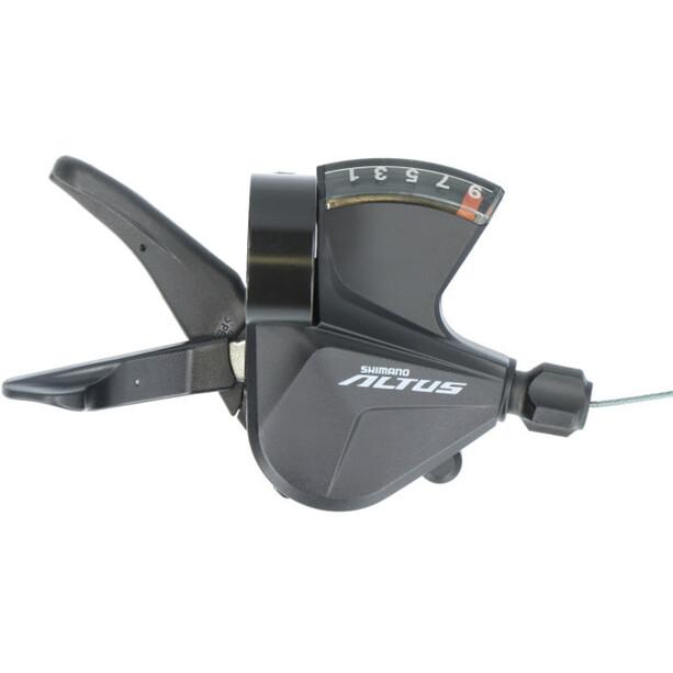 Shimano Altus SL-M2010 Schalthebel Rapidfire Plus 9-fach rechts black