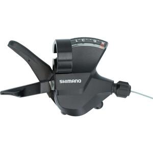 Shimano SL-M315 Schalthebel Rapidfire Plus 8-fach rechts black black