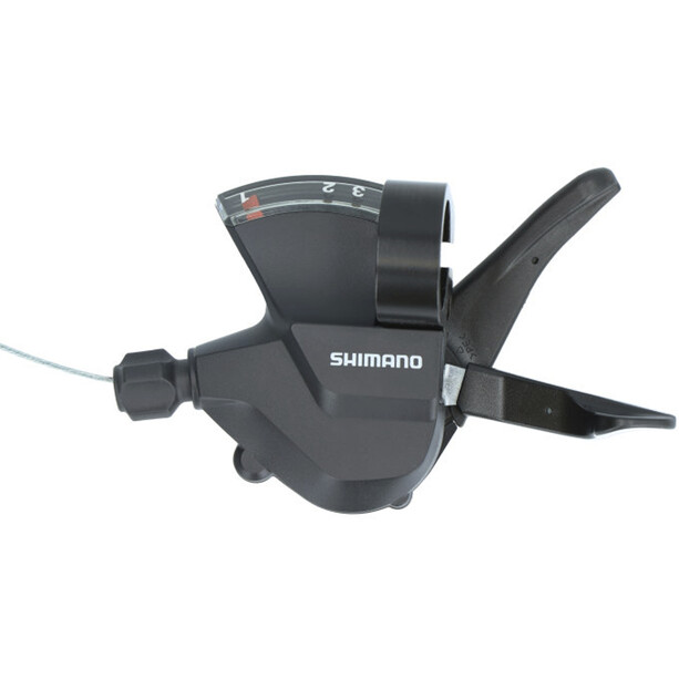 Shimano SL-M315 Schalthebel Rapidfire Plus 3-fach links black
