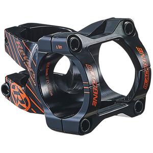 Reverse Black One Enduro Vorbau Ø35mm black/fox orange black/fox orange