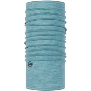 Buff Lightweight Merino Wool solid pool solid pool