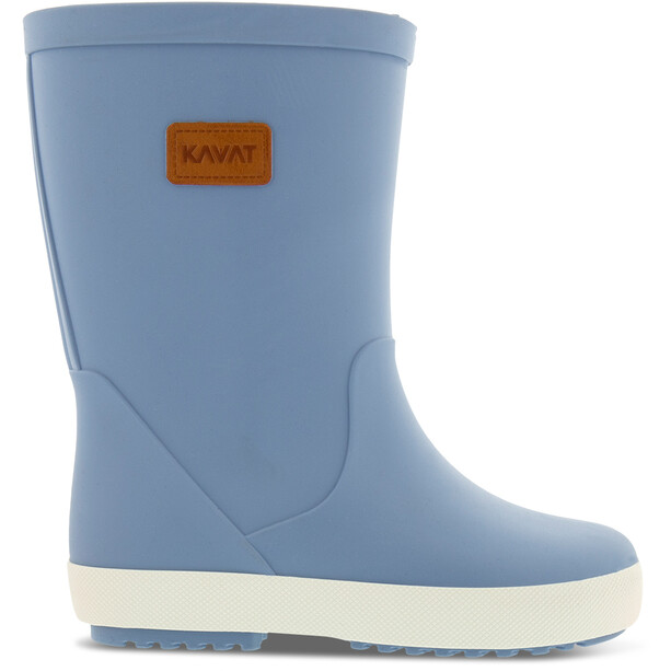 KAVAT Skur WP Rubber Boots Barn blue heaven