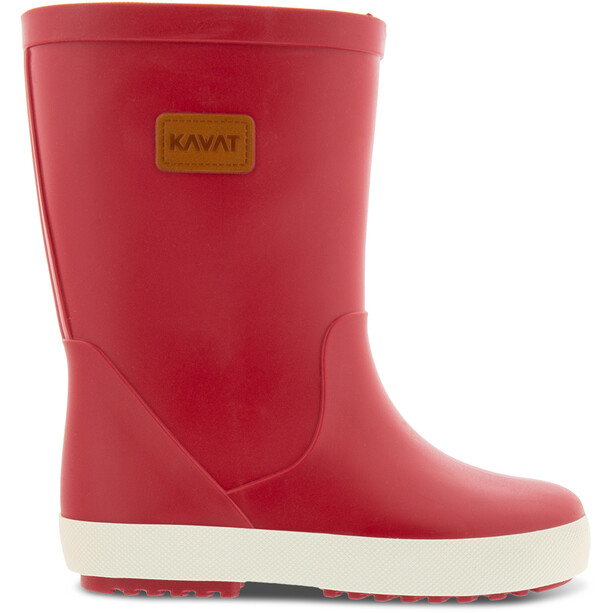 KAVAT Skur WP Rubber Boots Barn red
