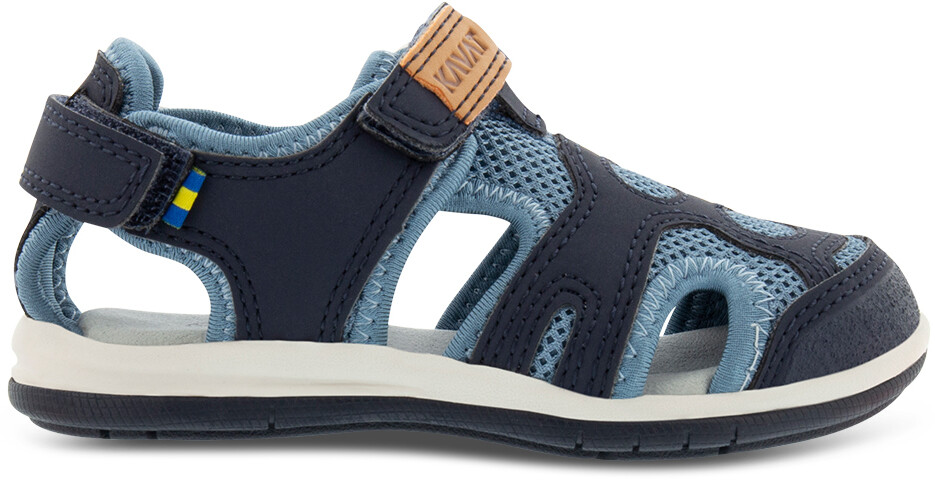 KAVAT Vallby WP Sandals Barn blue heaven